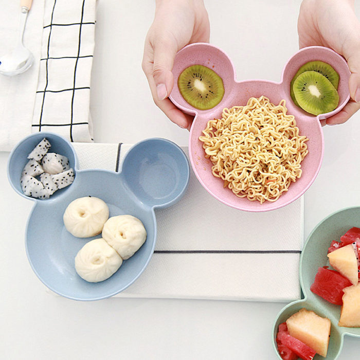 Mickey Mouse lunch tray