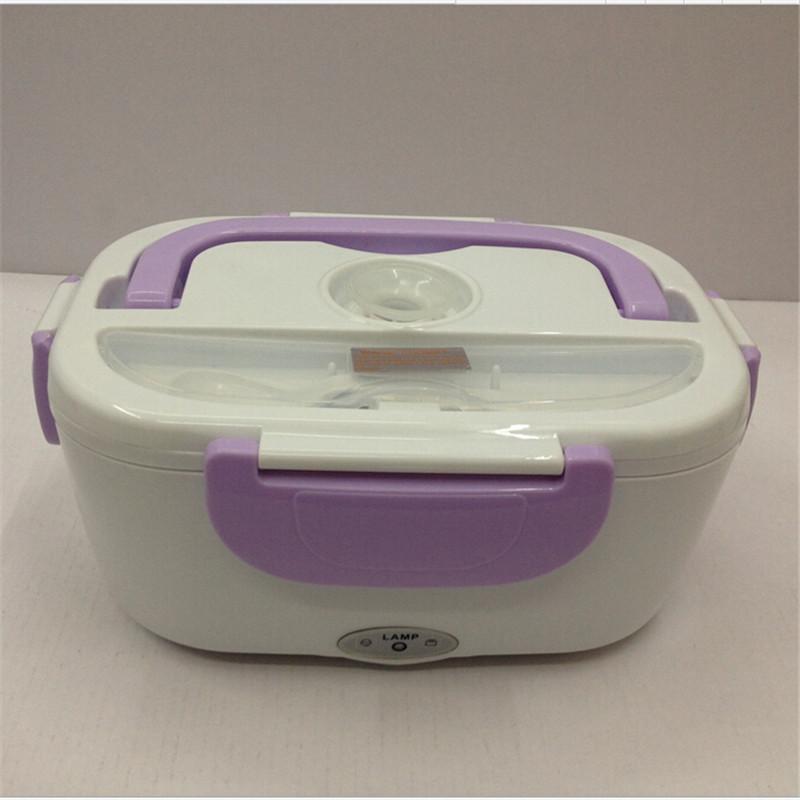 Portable 1.5L Car Plug Electric Heating Lunch Box Food ...   Portable Food Warmer Cordless