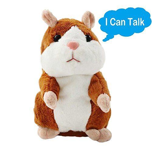 Talking Hamster