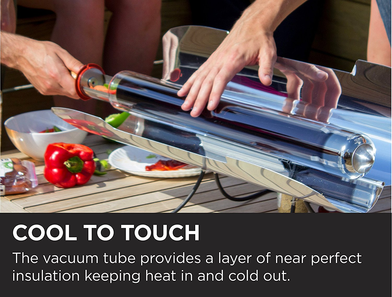 Portable Solar Stove