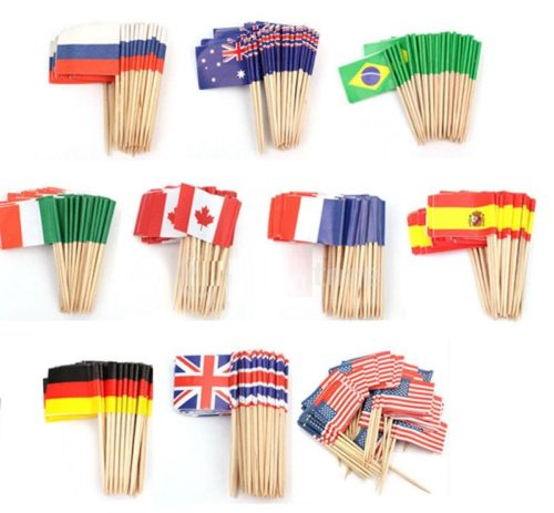 Cocktail Toothpicks
