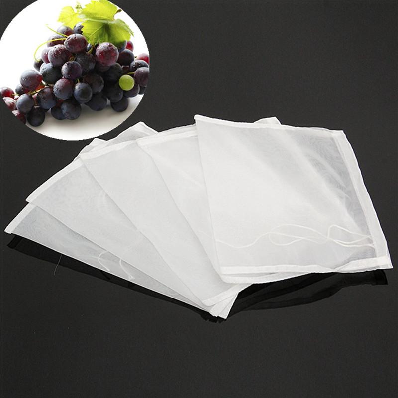 160 Mesh Nylon Filter Bag (Set Of 5)