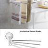 Suction Towel Rack