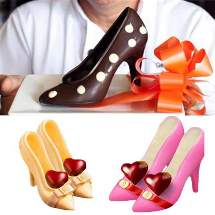 Chocolate Shoe Mold