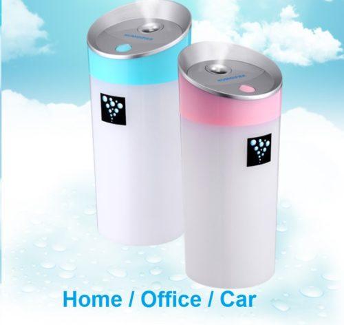 Portable USB Aromatherapy Mist Maker
