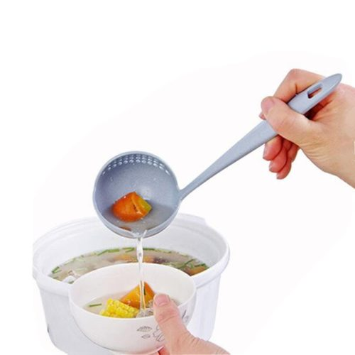 Soup Ladle And Strainer
