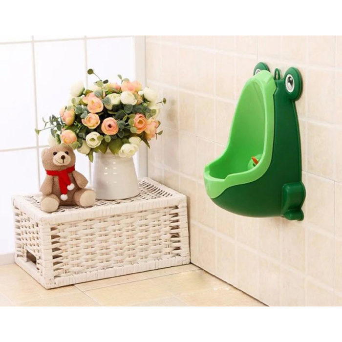 Frog Potty Training Toddler Urinal
