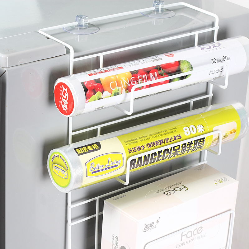 Refrigerator Suction Shelf