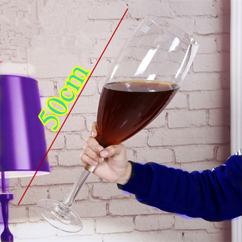 Novelty Champagne Glass