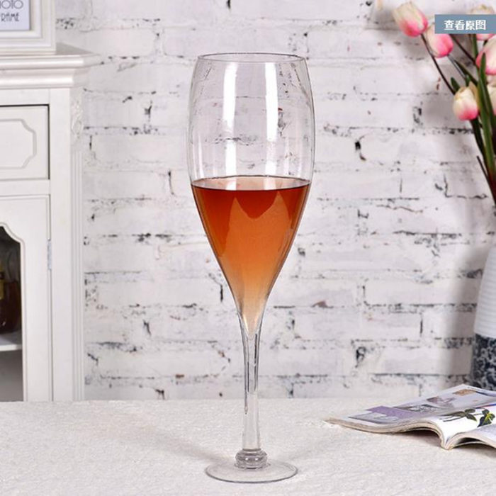 Novelty Champagne Glass
