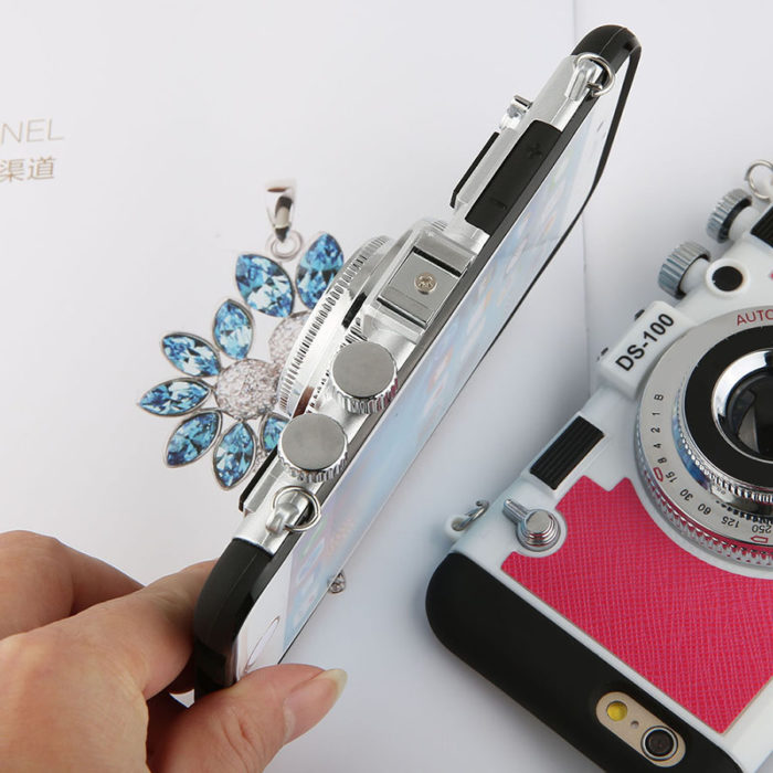 Camera Themed iPhone Case