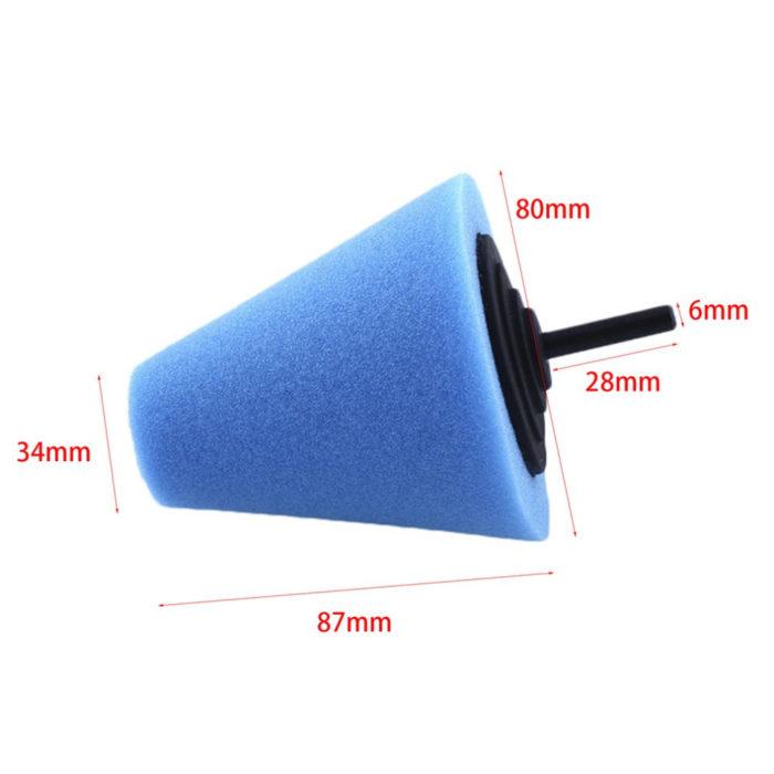 Polishing Cone Drill Attachment