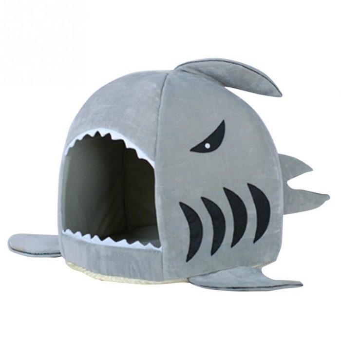 Shark Themed Pet Sleeping Bag