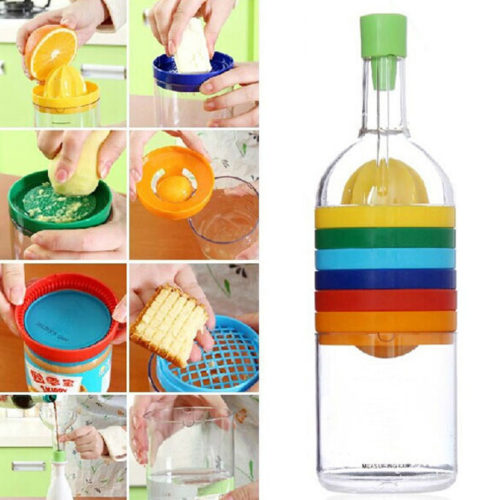 Multi Functional Kitchen Tool Set