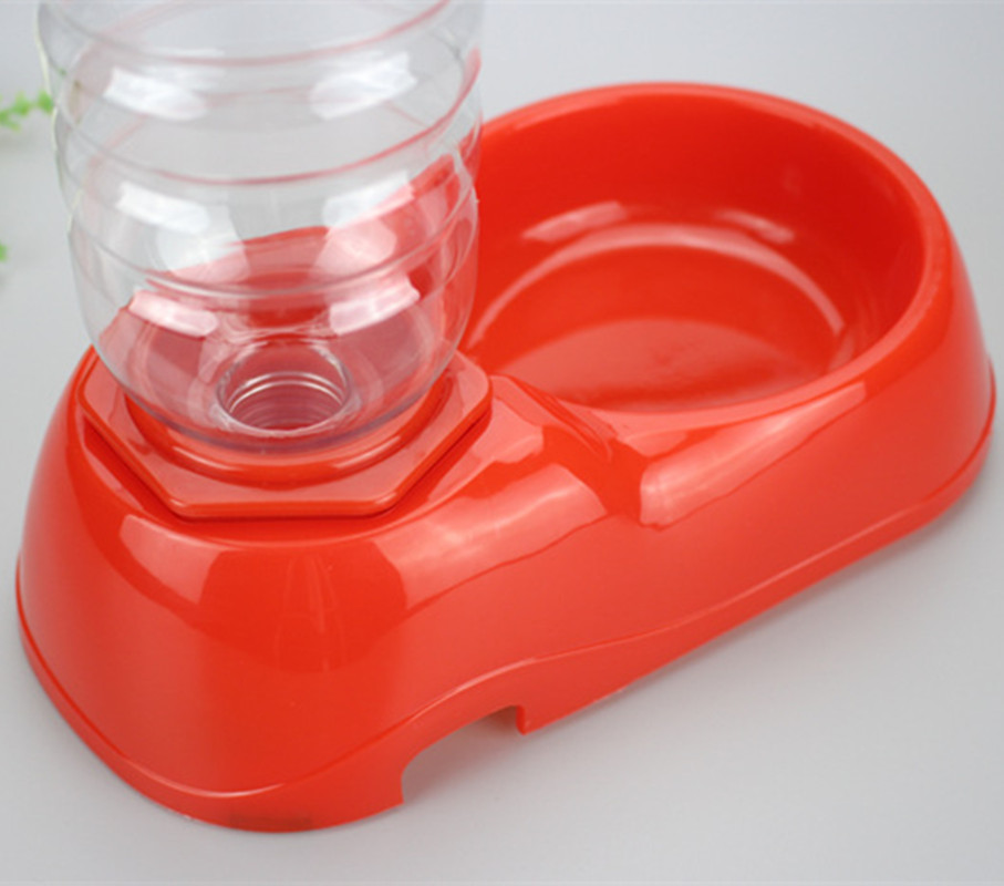 Pet Food Dispenser Bowl