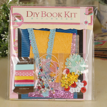 DIY Scrapbooking Starter Kit