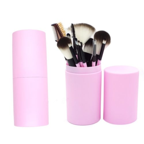 12 pcs makeup brushes