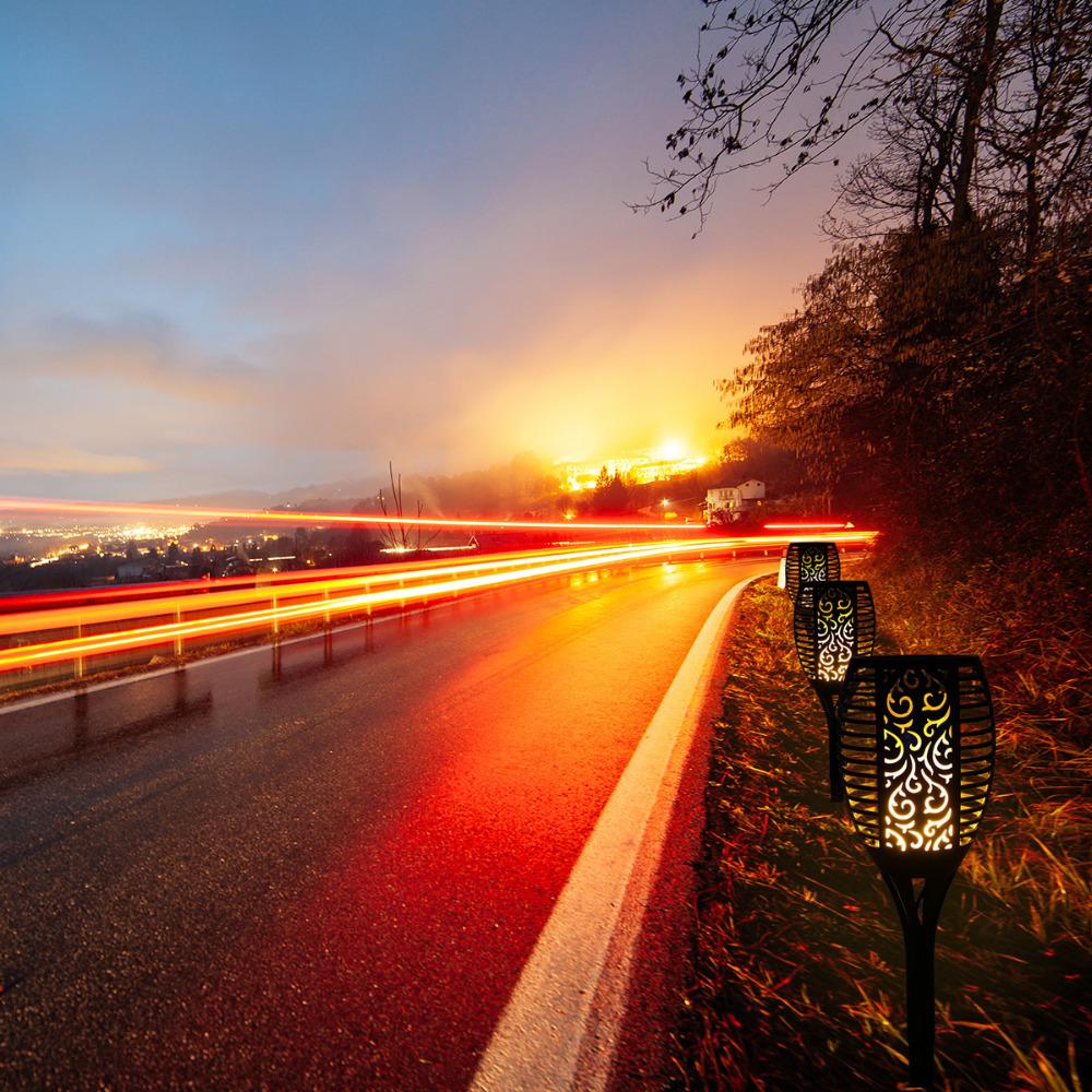 LED Solar Outdoor Lighting