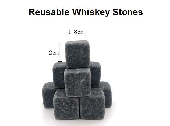 Reusable Whiskey Stones