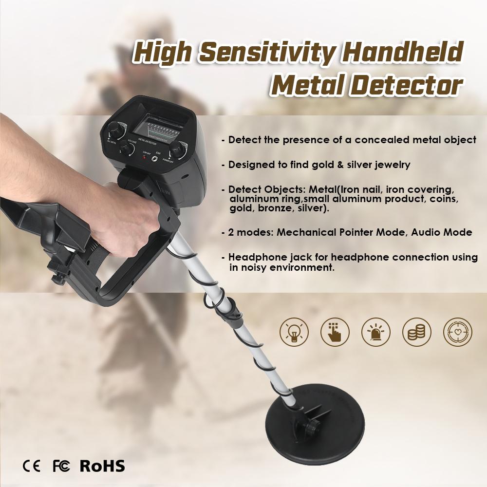 Professtional Underground Metal Detector