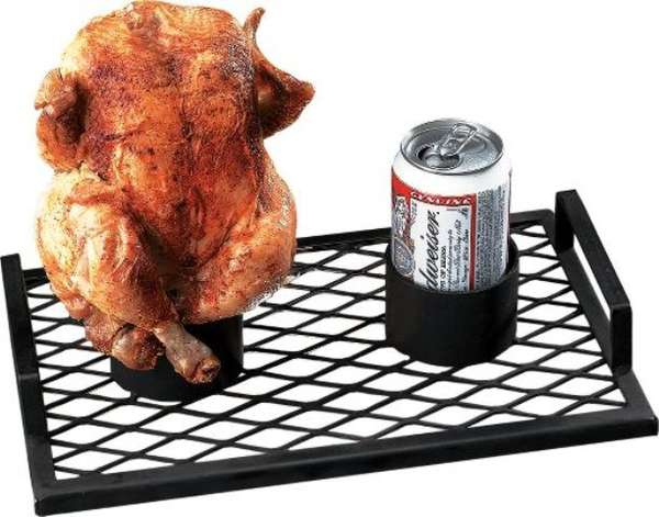 Beer Can Chicken Holder