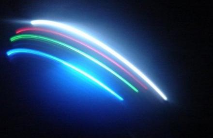 Laser Finger Beam