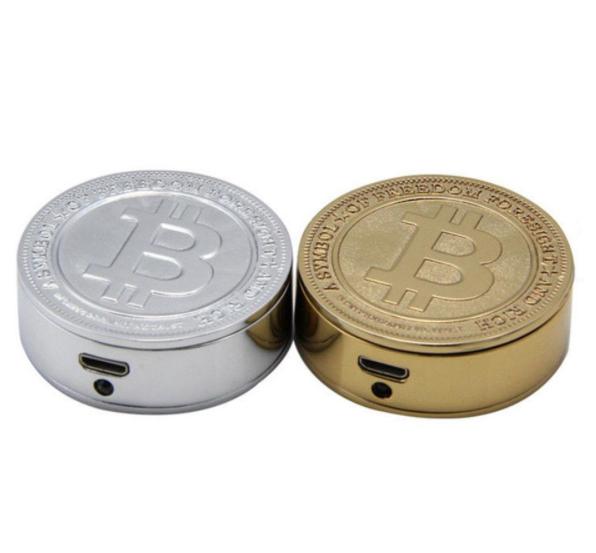 Bitcoin Electronic USB Lighter