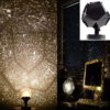 Night Sky Star Projection Light