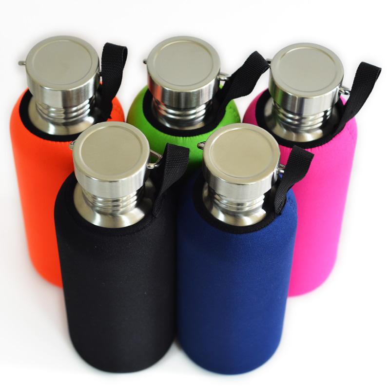 Stainless Steel Leak-Proof Sports Flask