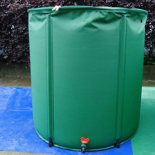 Collapsible Rain Water Tank