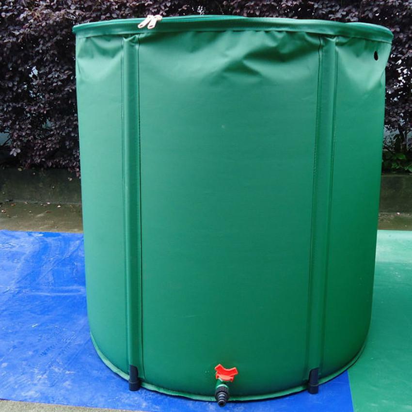 Collapsible Rain Water Tank