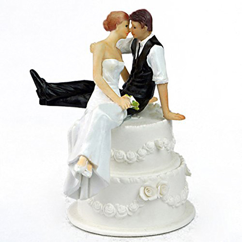 Wedding Cake Toppers Bride Amp Groom Figurine Life
