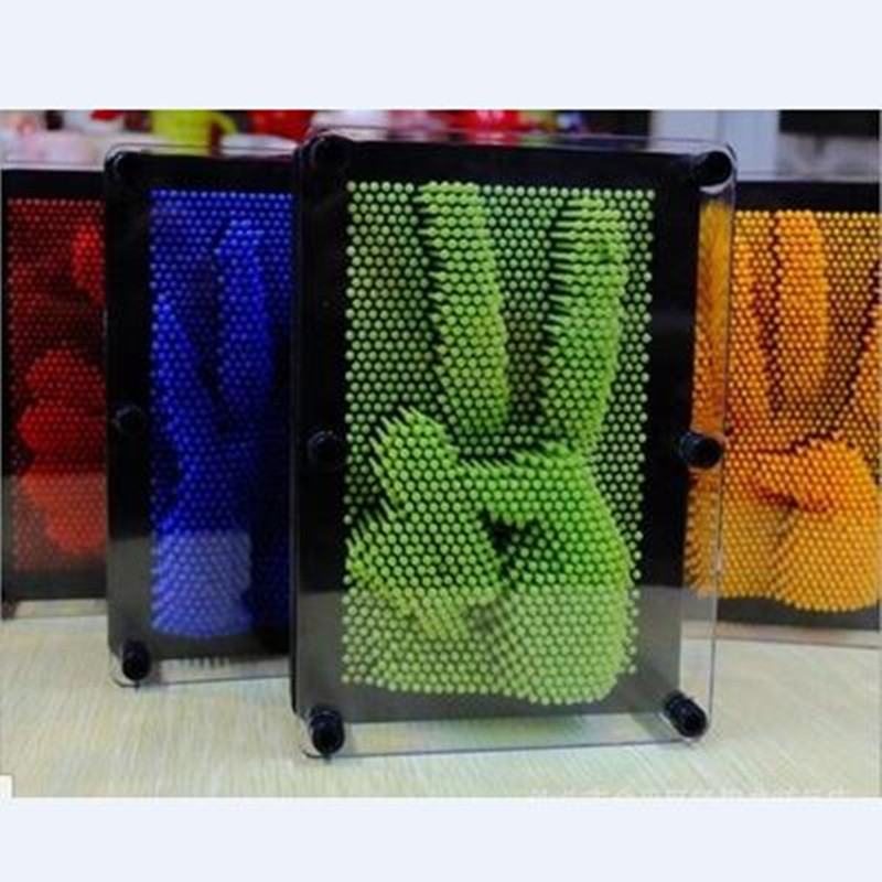 3D Anti-Stress Hand Mold