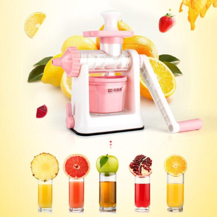 Multi Functional Manual Fruit Press / Crusher