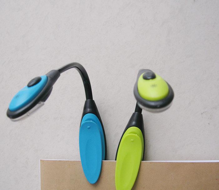 Mini Flexible Clip-On LED Reading Light
