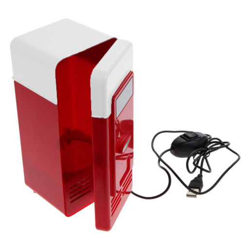 Mini Fridge-Desktop USB Cooler