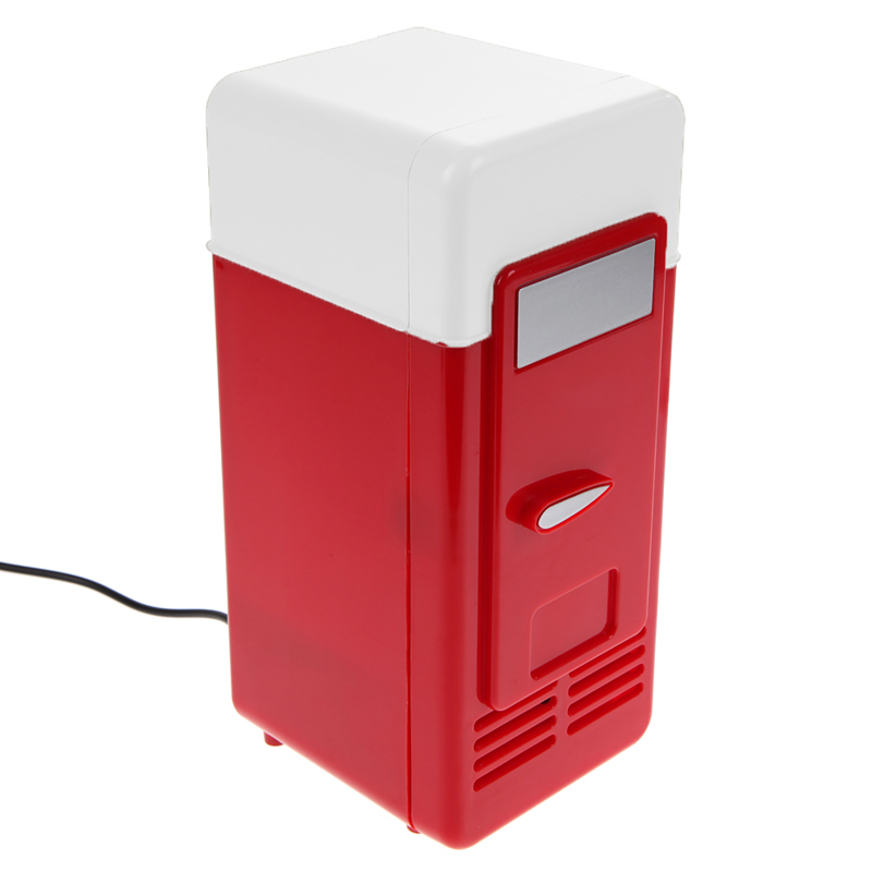 Mini Fridge Desktop Usb Cooler