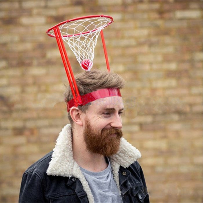 Head Basketball Hoop Game