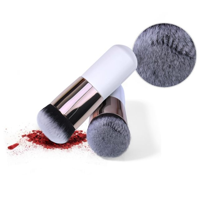 Contour Foundation Brush-Flawless Defining