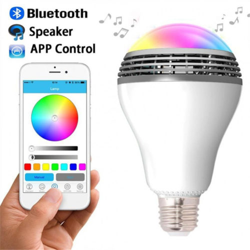Bluetooth LED Bulb