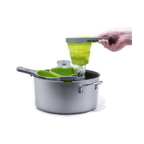 Silicone Pasta Cooking Basket