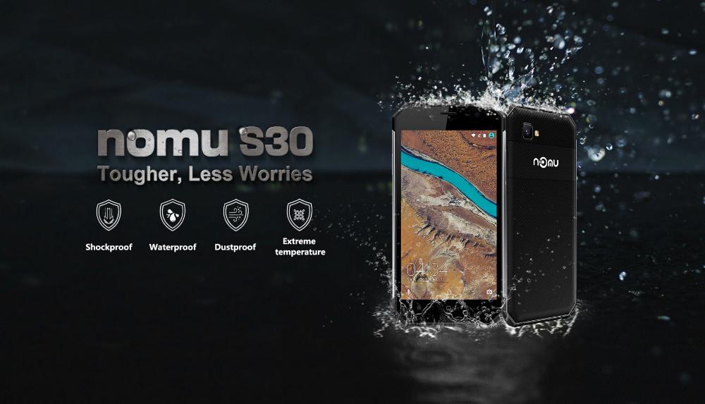 NOMU S30 IP68