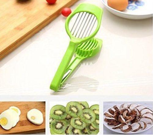 Multi Functional Egg Slicer