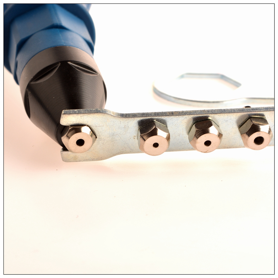 Rivet Nut Gun Drill Adaptor Life Changing Products
