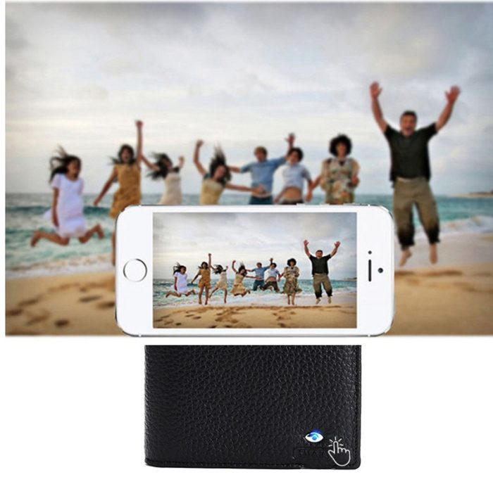 Elegant Smart Leather Wallet