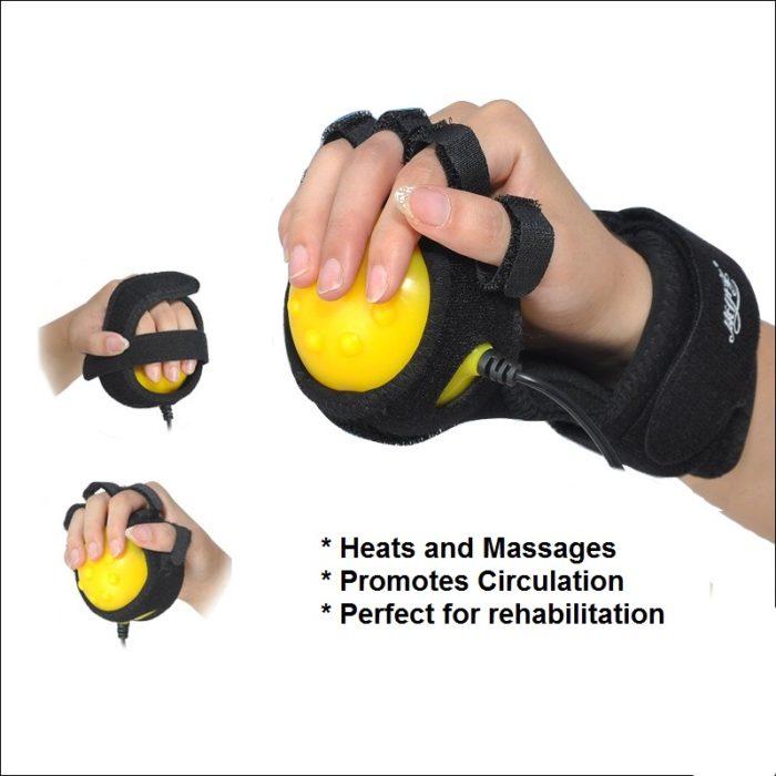 Vibrating Hand Massage Ball