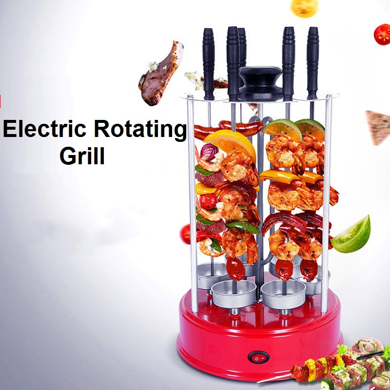 Electric Rotating Grill