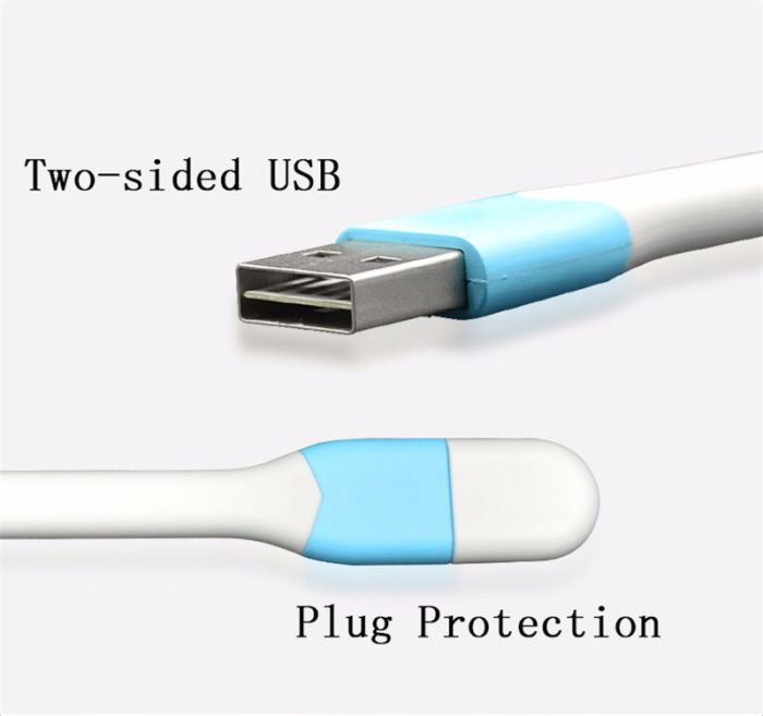 Touch Swith Mini USB LED Light Lamp USB