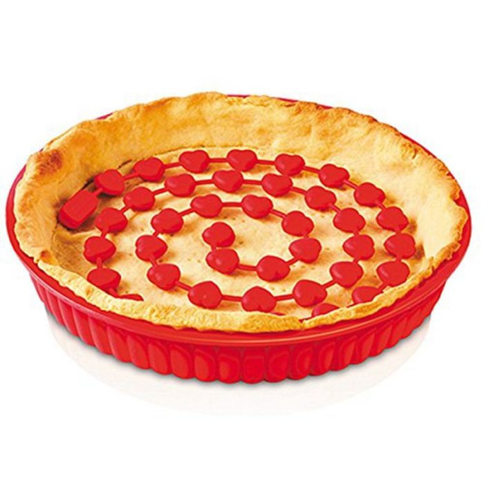 Silicone Pie Weight Chain
