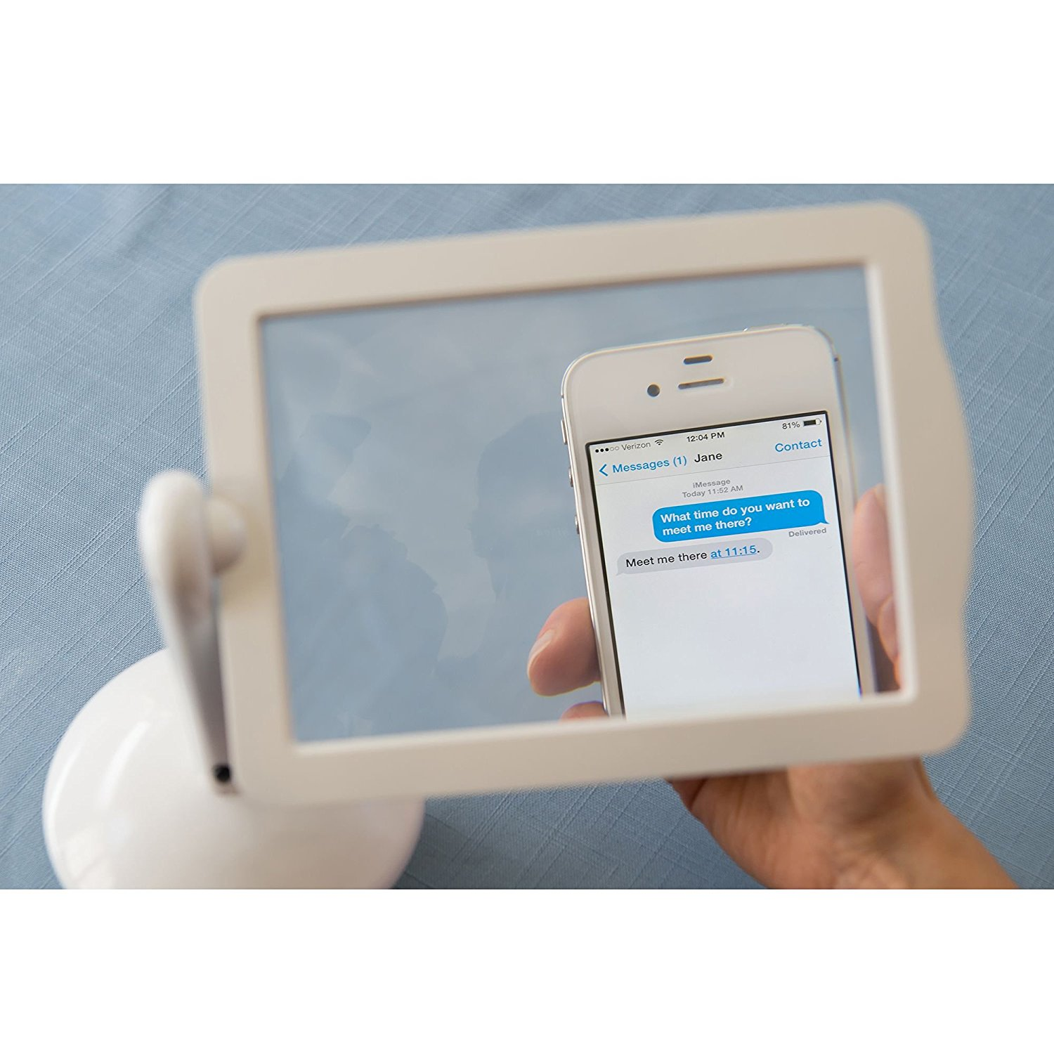 Screen Magnifier With Led Light Life Changing Products